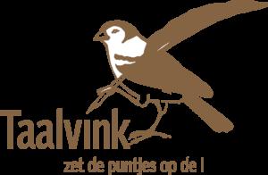 Logo Taalvink